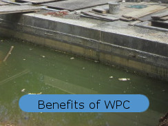 benefits of waterproof concrete
